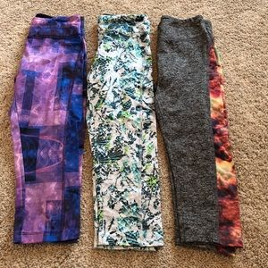 Lot of 3 pairs of LuLaRoe Jade